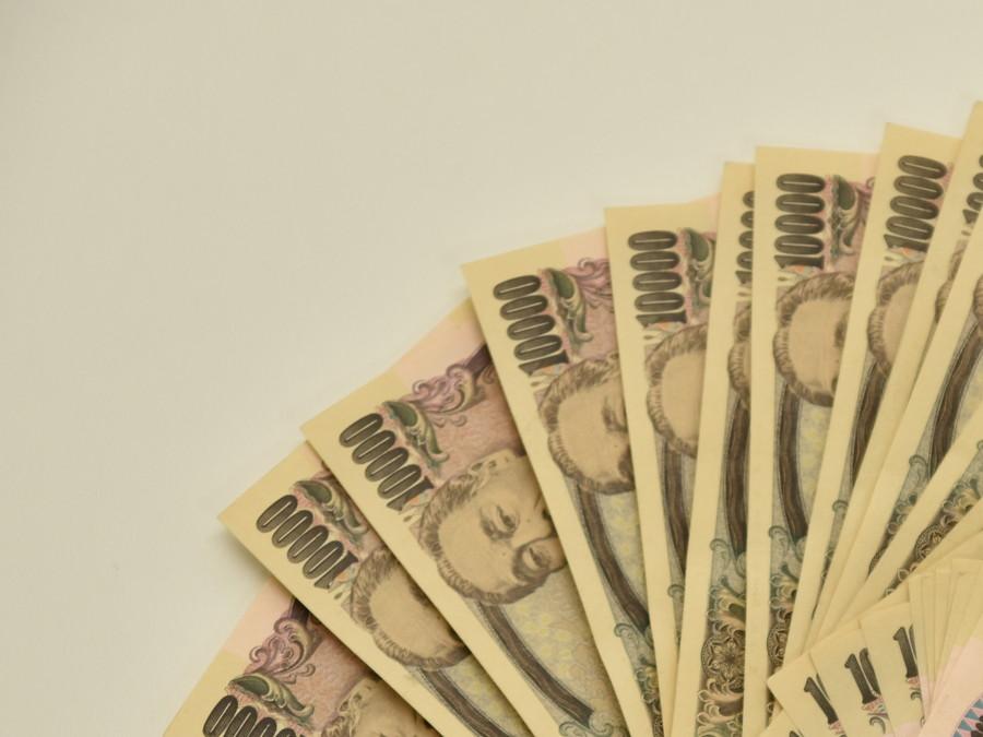 複数の1万円